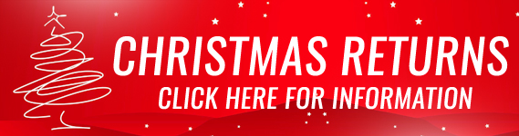 Christmas Returns Rugby Factory Shop Information