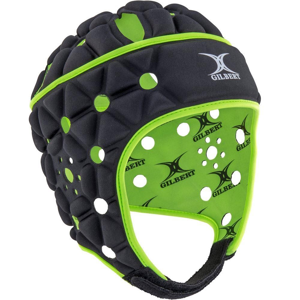 Gilbert AIR Junior Headguard Black