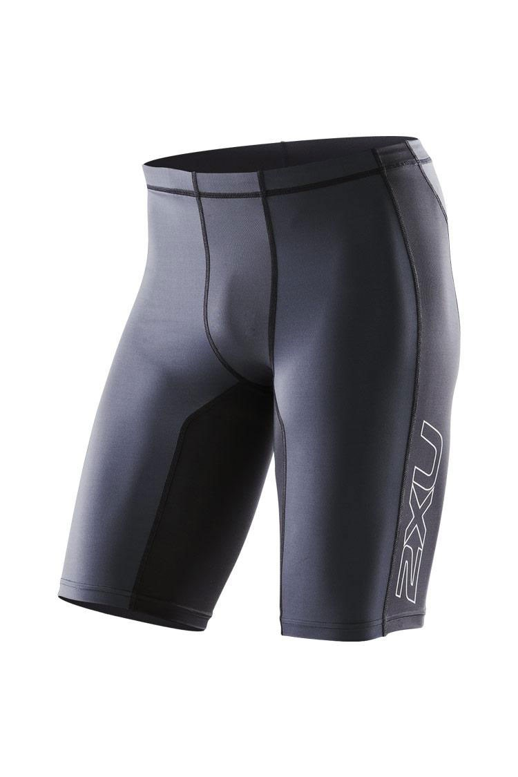 2XU Mens Elite Compression Shorts