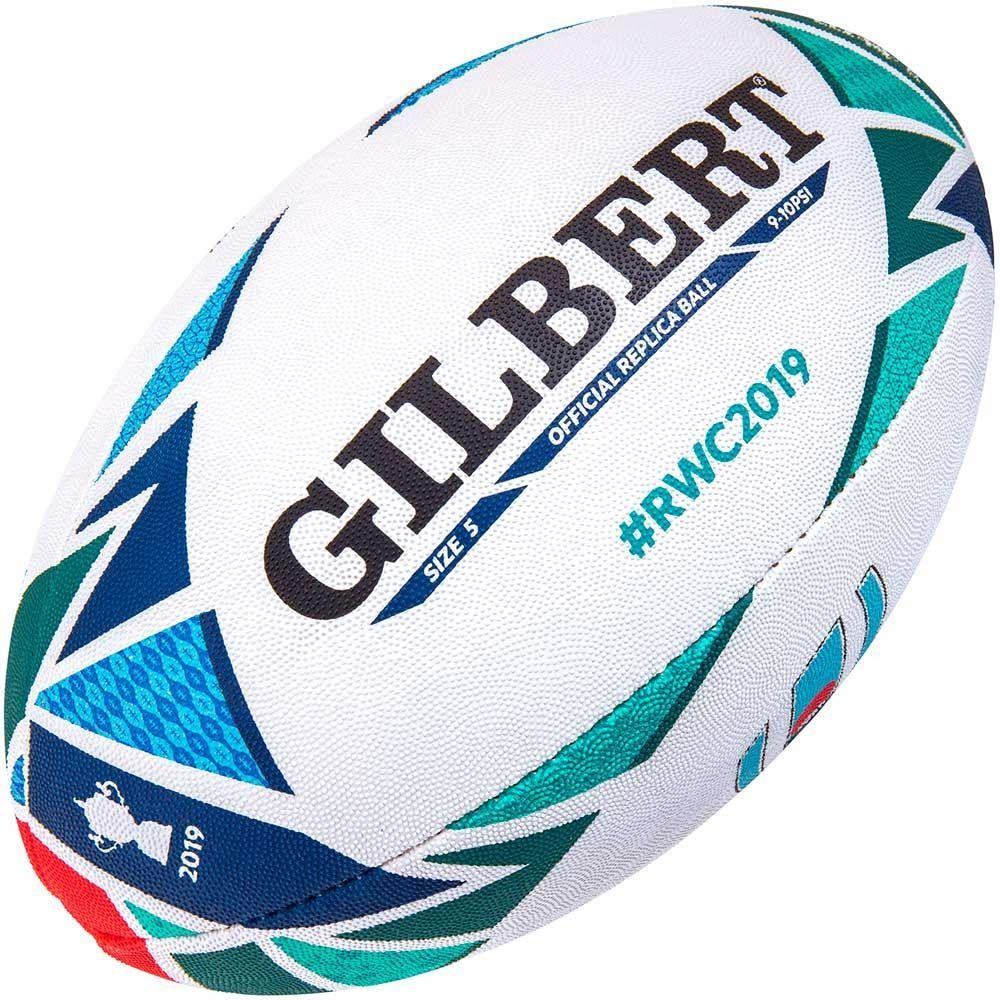 Gilbert Replica RWC 2019 Mini Rugby Ball