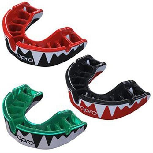 OPRO Self-Fit GEN4 Platinum Fangz Mouthguard
