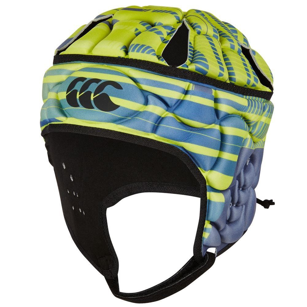 Canterbury Club Plus Headguard Sulpher Spring