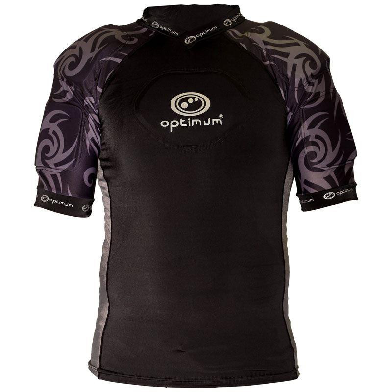 Optimum Senior Razor Top Black/Silver 2019