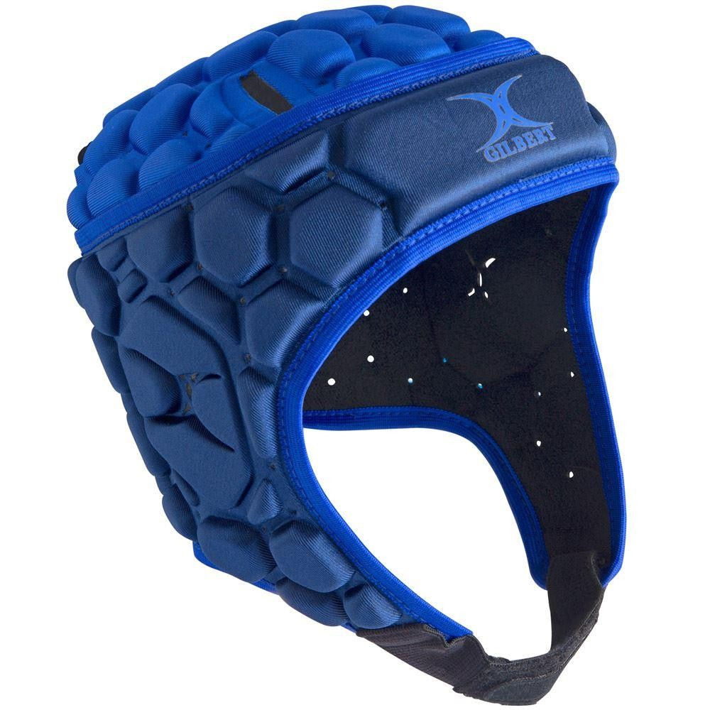 Gilbert Falcon 200 Headguard Navy/Royal 2018