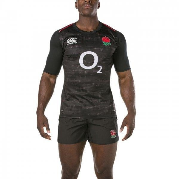 Canterbury England Vapodri Mens Short Sleeve Alternate Pro Shirt 2018