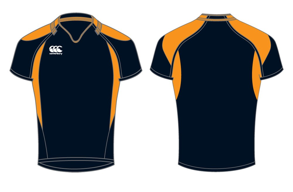 Canterbury Junior Challenge Rugby Shirt