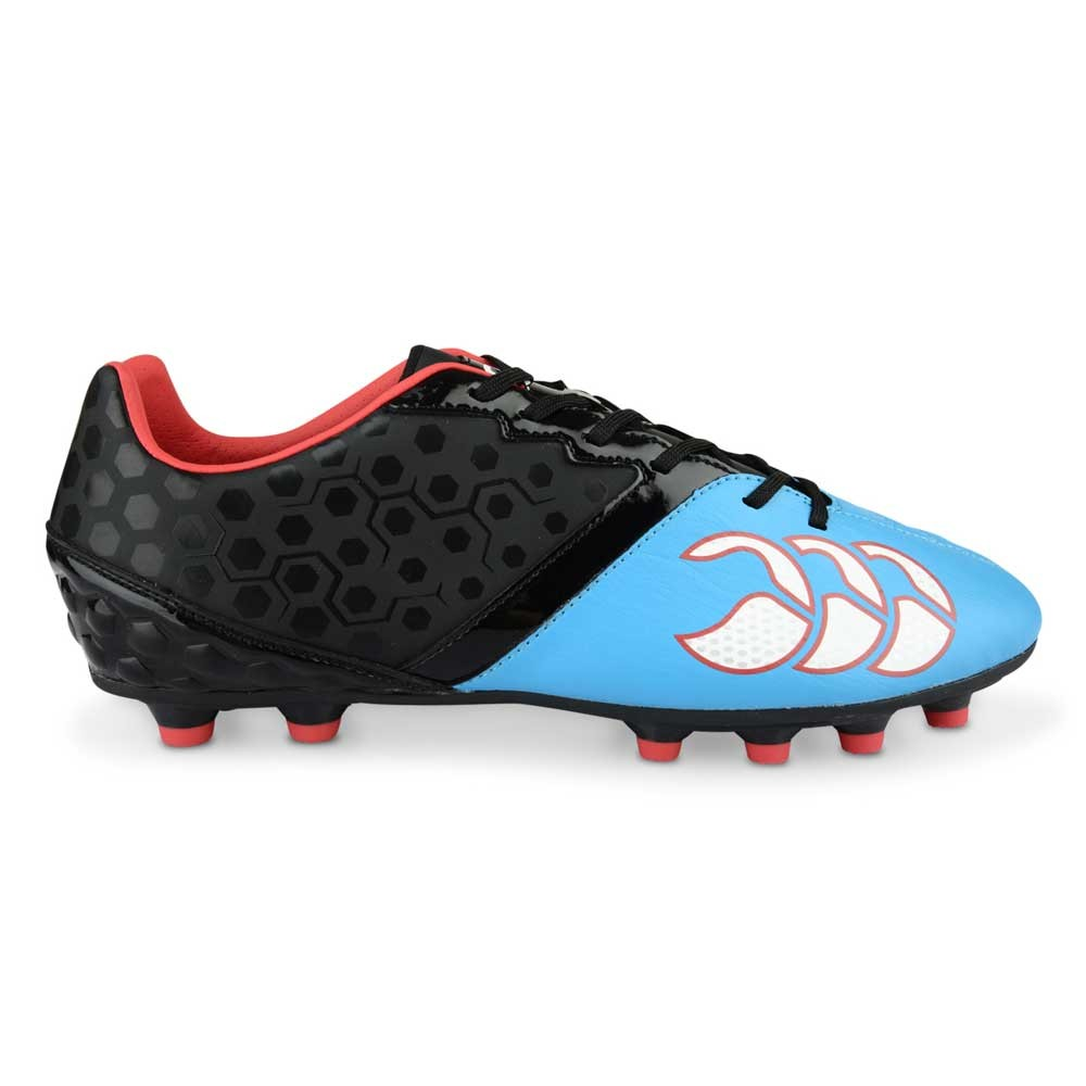 Canterbury Phoenix Club Moulded Boots Black/Dresden Blue 2015