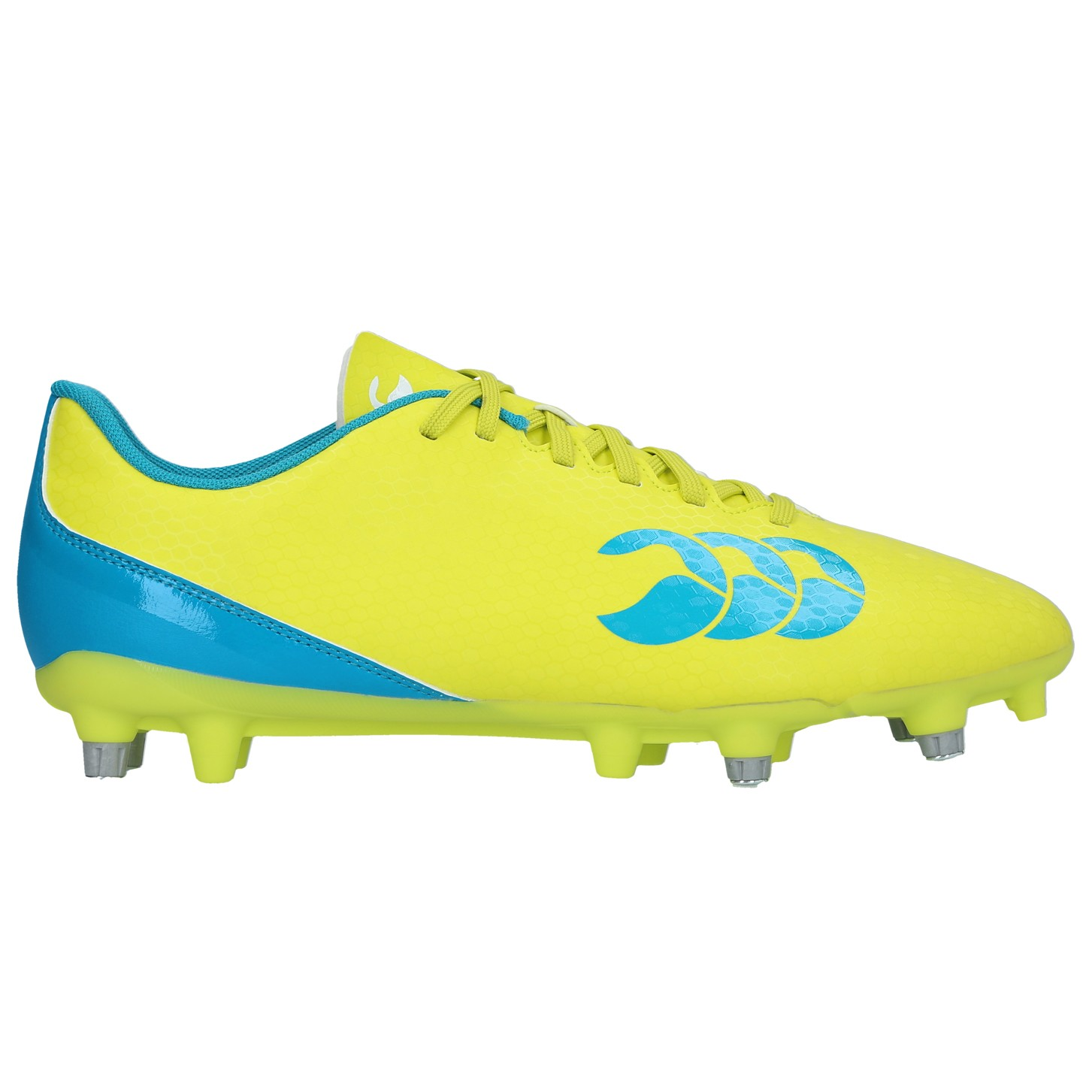 Canterbury Speed 2.0 SG Rugby Boots 2017 Sulphur Spring