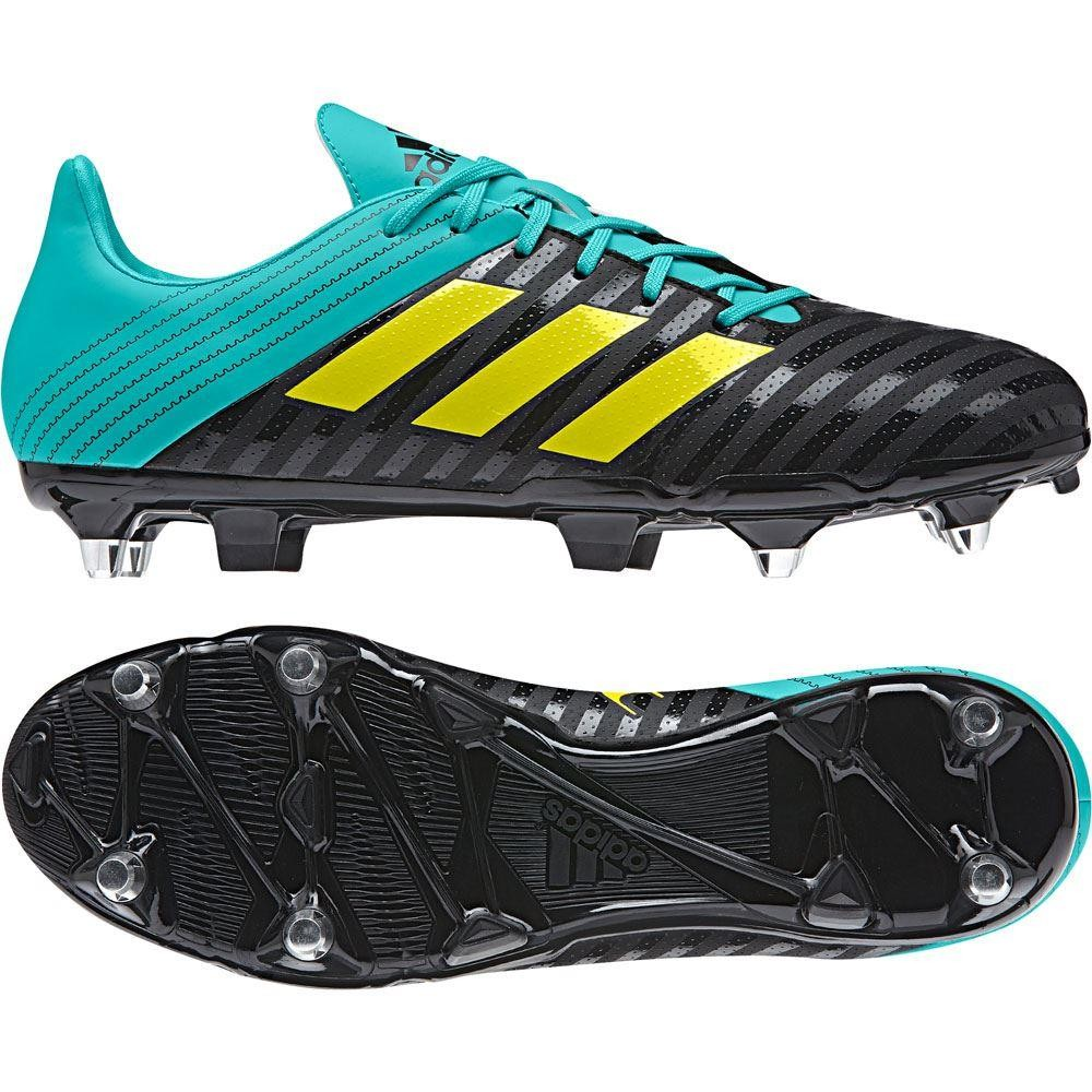 Adidas Malice SG Rugby Boots Core Black 2018