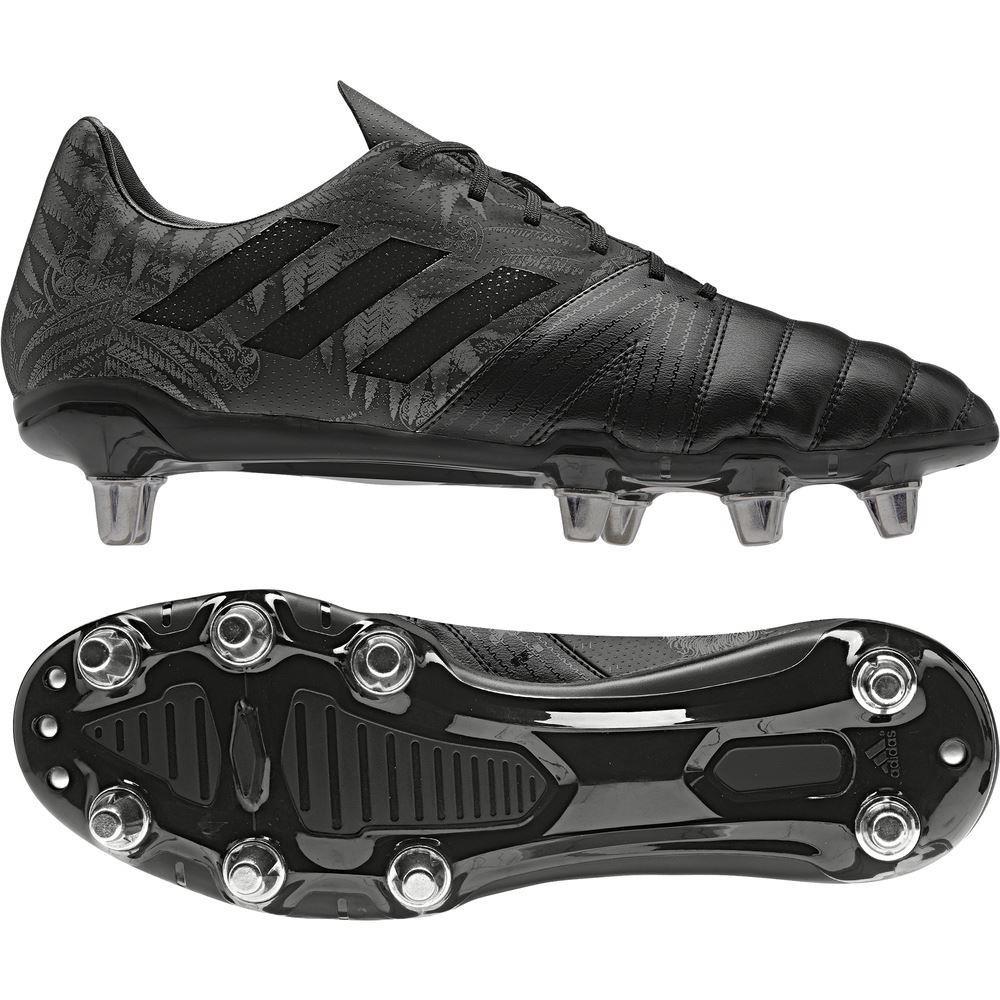 Adidas Kakari SG Rugby Boots Black 2019