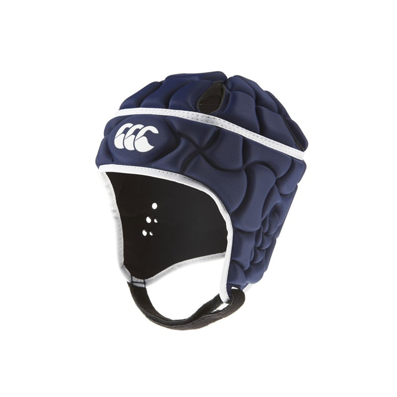 Canterbury Club Plus Headguard Kids - Navy/White
