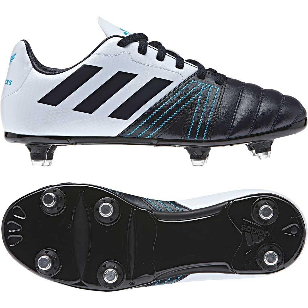 Adidas All Blacks SG Junior Rugby Boots Legend Ink 2019