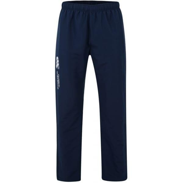 Canterbury Mens Open Hem Stadium Pant Navy/White