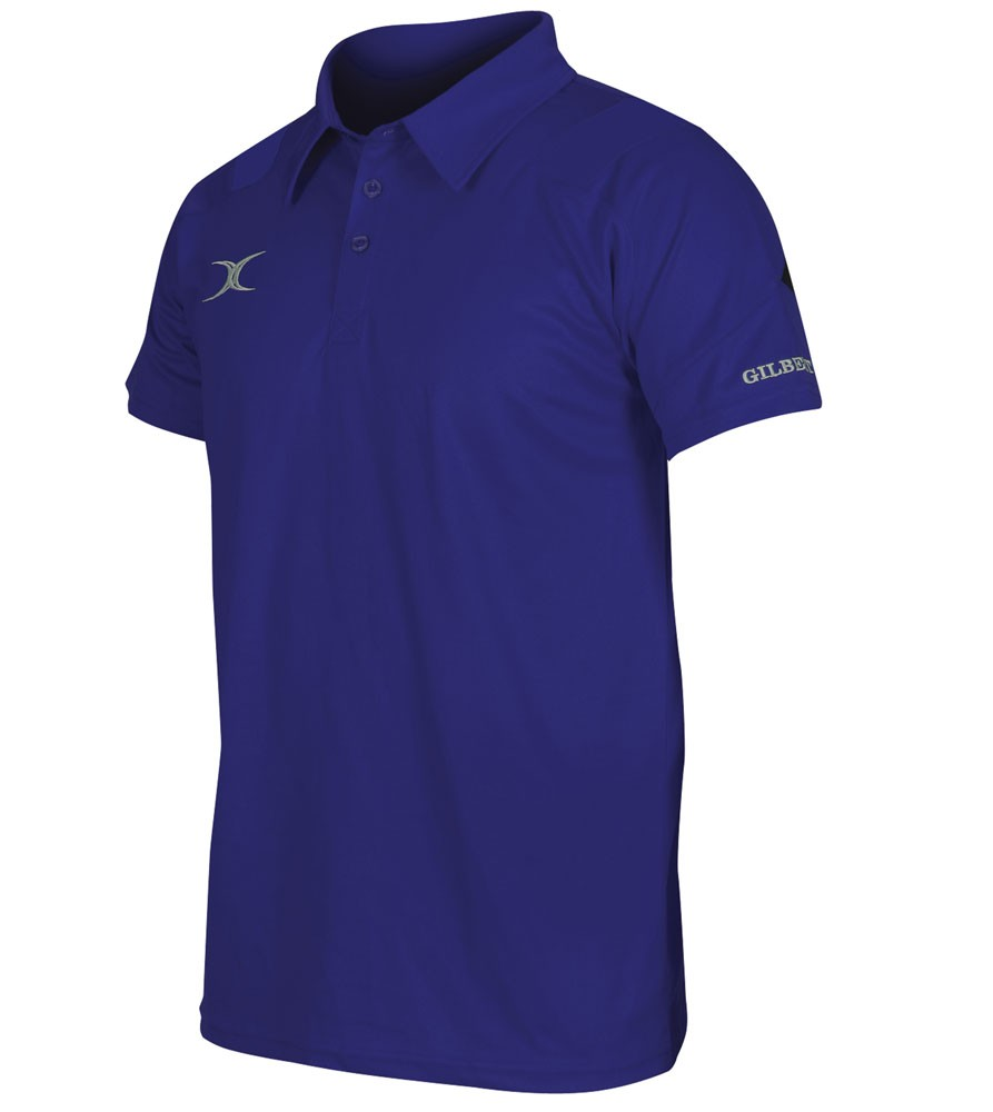 Gilbert Junior Vapour Polo Shirt