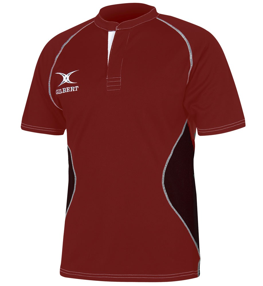 Gilbert Junior Xact V2 Match Shirt