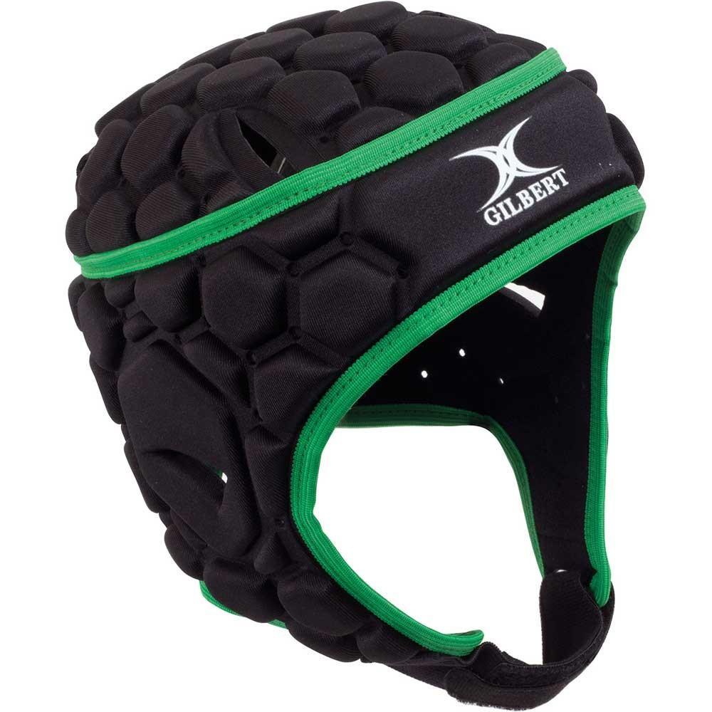 Gilbert Falcon 200 Headguard Black/Green