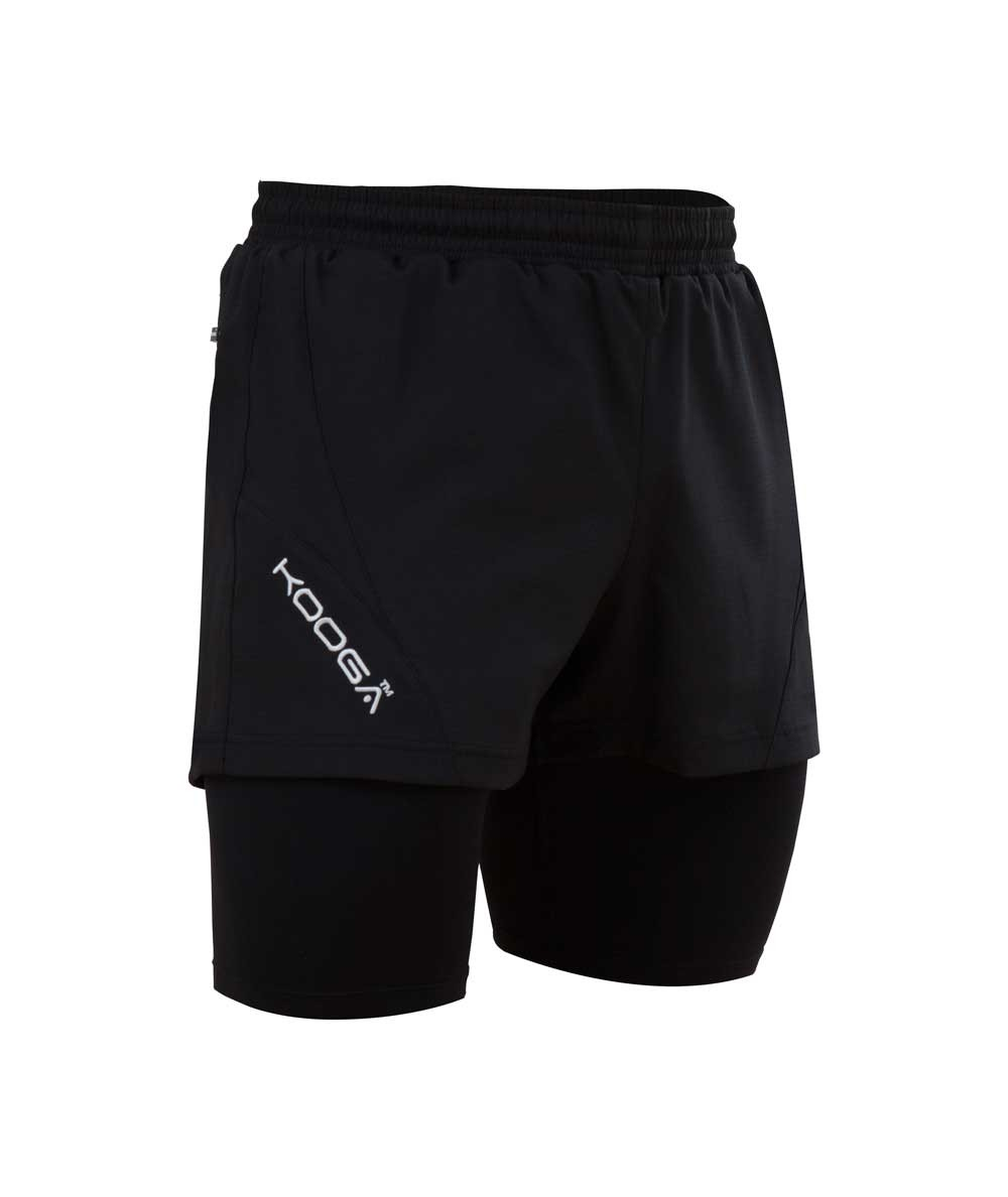Kooga Junior Elite Dual Rugby Short