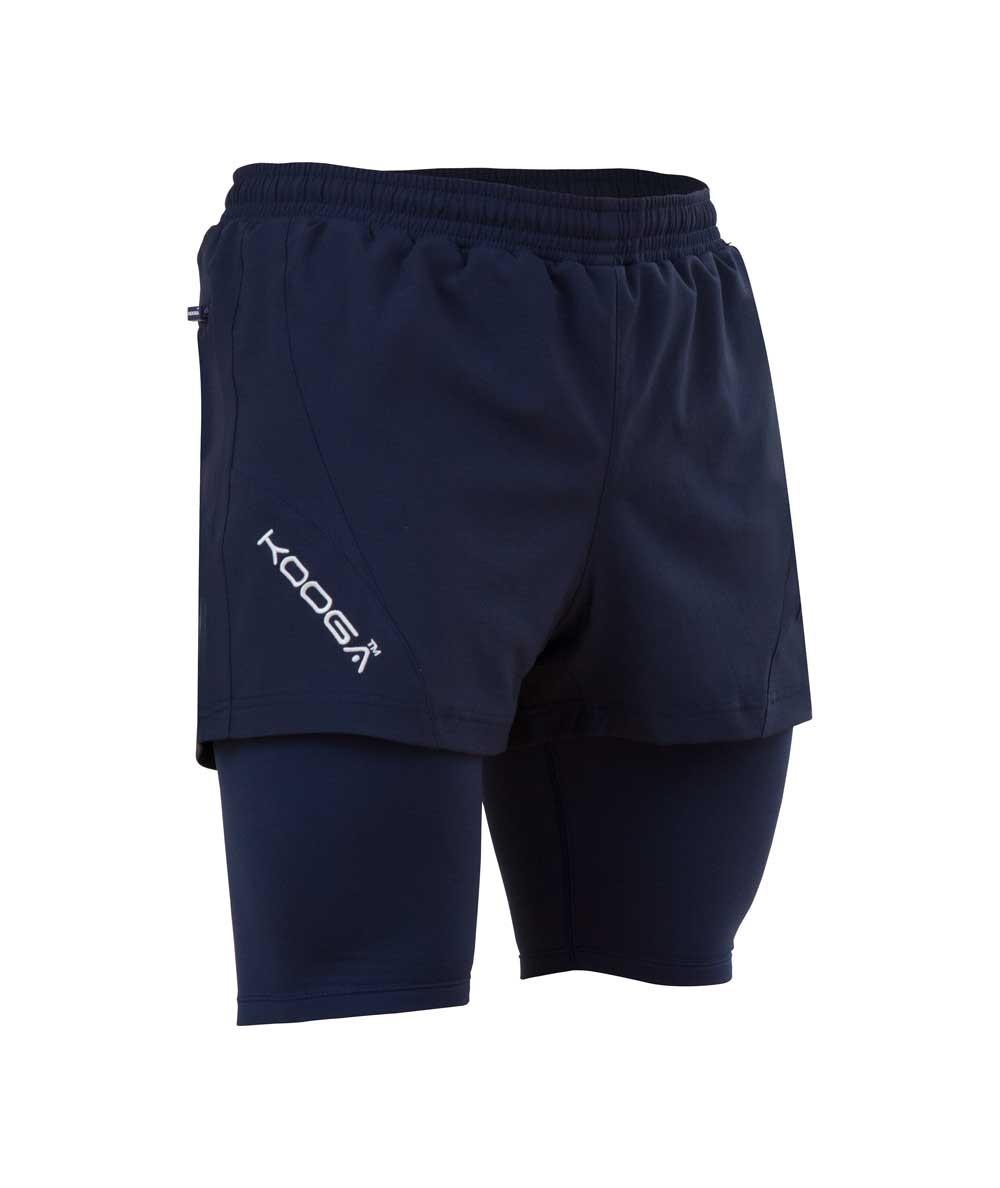 Kooga Elite Dual Rugby Short