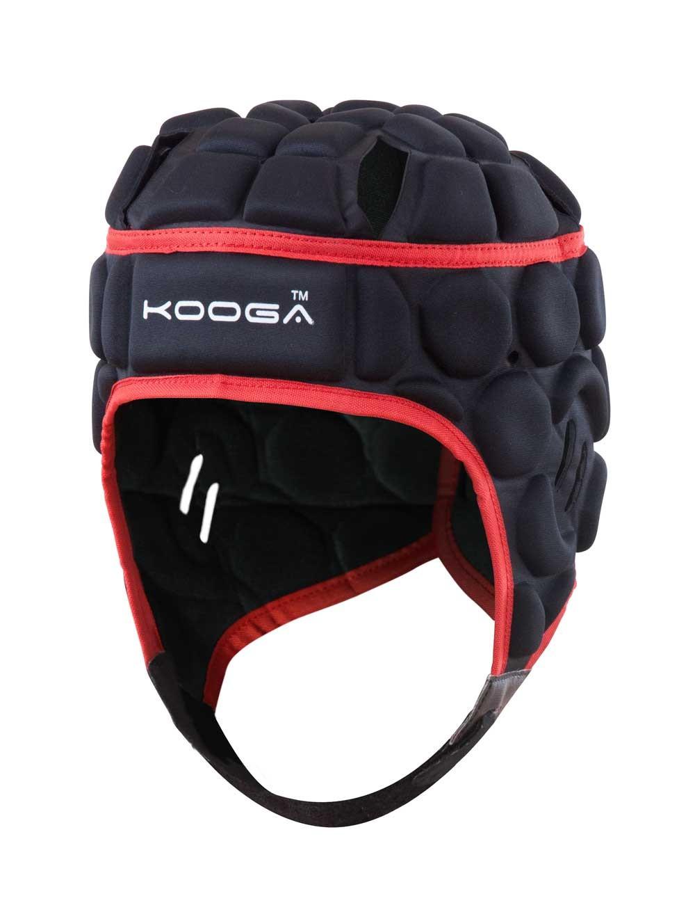 Kooga Elite Headguard 2015 Black Red