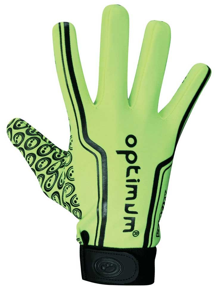 Optimum Junior Fluro Velocity Glove