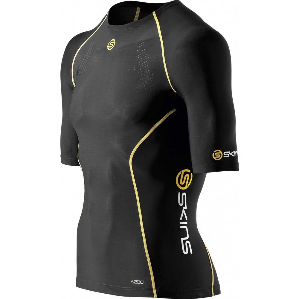 Skins Bio A200 Mens Short Sleeve Top