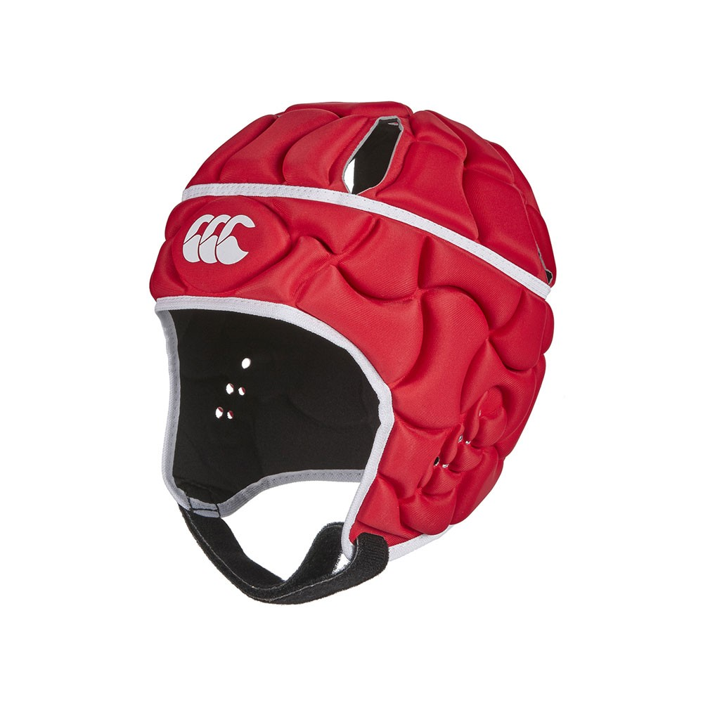 Canterbury Club Plus Headguard True Red Kids 2015