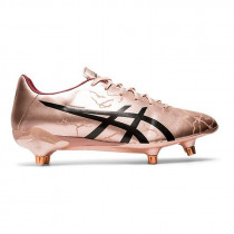 Asics Menace 3 ST L.E. Rugby Boots Rose Gold/Black 2019