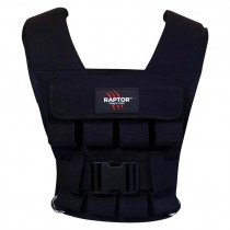Raptor ELITE 20 Men's 20kg Resistance Training Weight Vest Large-2XL