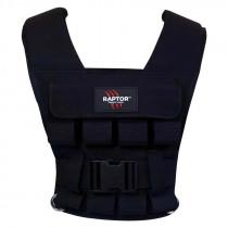 Raptor ELITE 20 Men's 20kg Resistance Training Weight Vest Large-2XL