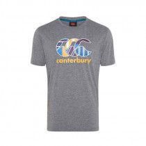 Canterbury CCC Uglies Tee Men's Grey