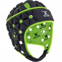 Gilbert AIR Junior Headguard Black 2018