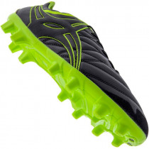 Gilbert Side Step X9 LO MSX Junior Rugby Boot Black/Navy/Yellow 2019