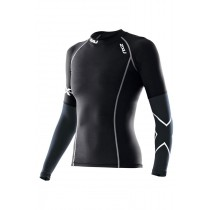 2XU Womens Elite Long Sleeve Compression Top
