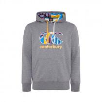 Canterbury Uglies Hoody Grey