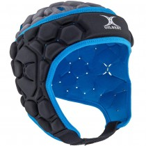 Gilbert Falcon 200 Electric Blue Junior Headguard 2018