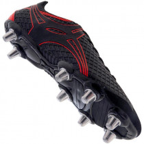 Gilbert Kaizen 3.0 PWR 8S Senior Rugby Boot Black 2019
