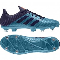 Adidas Malice Soft Ground Rugby Boots Mystery Petrol 2017