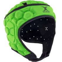 Gilbert Falcon 200 Fizz Green Junior Headguard 2018