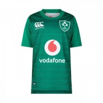 Canterbury Ireland Vapodri Junior Short Sleeve Home Pro Shirt 2018