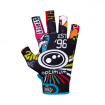 Optimum Stik Mit Street II Half Finger Glove 2019