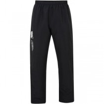Canterbury Mens Open Hem Stadium Pant Black/White