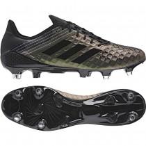 Adidas Predator Malice Control Soft Ground Rugby Boots Core Black 2017