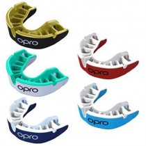 OPRO Self-Fit GEN4 Gold Junior Mouthguard