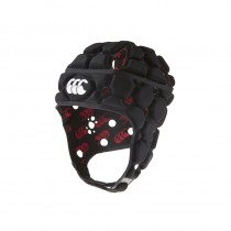 Canterbury Ventilator Headguard - Black