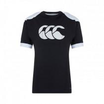 Canterbury Vapodri Raze Pro Vest Kids Black/White 2019