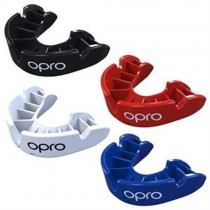 OPRO Self-Fit GEN4 Bronze Junior Mouthguard