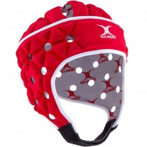 Gilbert AIR Headguard Red 2018