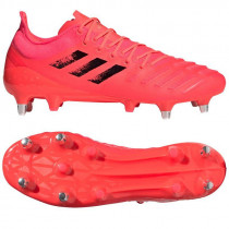 Adidas Predator XP Soft Ground Rugby Boots 2020 Pink/Black