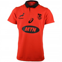 Asics Springboks Fan Shirt Fiery Red