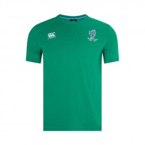 Canterbury RWC Cotton Jersey Tee AM Bosphorus 2019